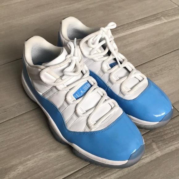 44ce572189d Jordan Shoes | Nike Air 11 Retro Low Carolina | Poshmark